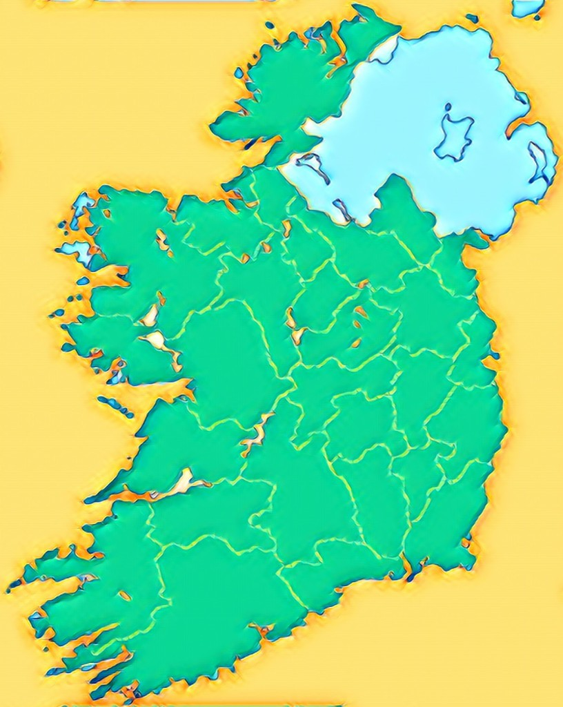 Ireland GreenYellow