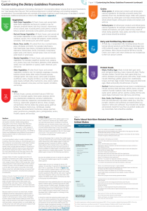 SciTech63 dietary-guidlines @NtlDairyCouncil,@USDA