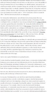 World135 years-Netanyahu-inflammatory-Gaza @GlobeDebate