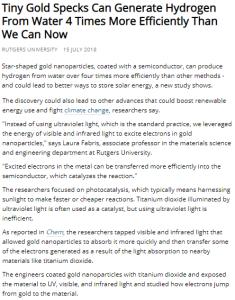 SciTech64 generate-hydrogen-4-times-more @ScienceAlert,@Futurity