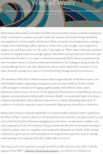 World161 WaysOfWater @SSRC_org