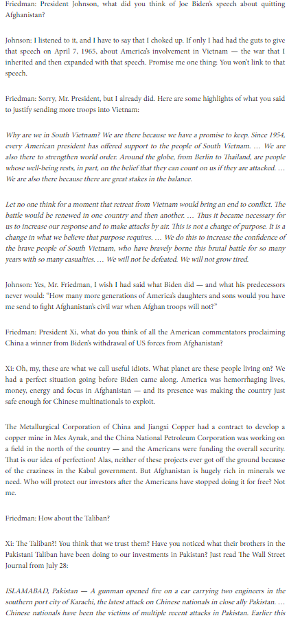 World174 Three People I Would Interview about #Afghanistan @aawsat_eng