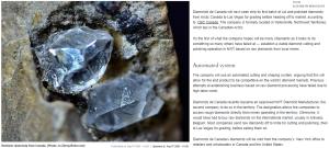 Canada51 diamond-business @HighNorthNews,@_Arctic_Circle