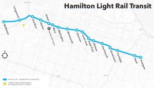 Canada55 Hamilton light rail transit project makes another move forward @HamiltonLRT