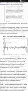 World192 The Day the United States Defaulted on Treasury Bills @Forbes